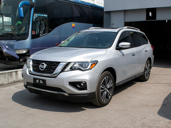 Pathfinder Exclusive Awd 2018