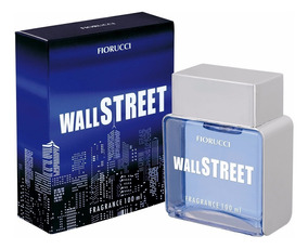 Perfume Masculino Wall Street - Fiorucci - 100ml