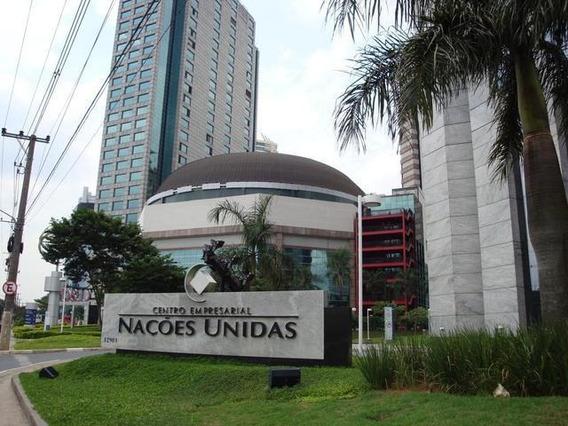 Conjunto Em Brooklin, São Paulo/sp De 600m² Para Locação R$ 39.000,00/mes - Cj383137