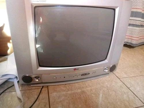 Tv Tubo 21 Polegadas LG Com Controle