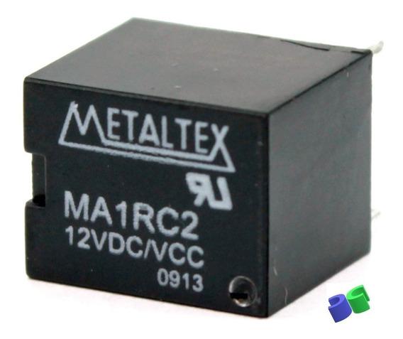 Relé Ma1rc2 12v 20a 1c T74 - 100pçs