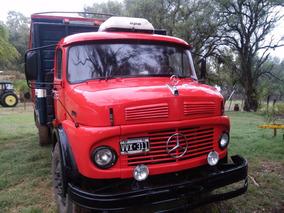 Mercedes Benz 1114 Con Motor 1518 Enganchado