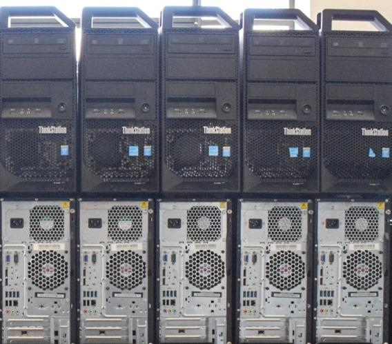Lote 10 Computadores E32 Core I7-4770, 3.40 Ghz