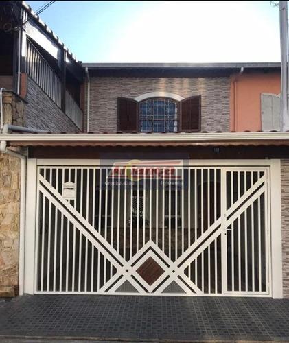 Sobrado À Venda, 150 M² Por R$ 595.000,00 - Vila Galvão - Guarulhos/sp - Ai19645