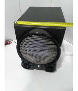 Subwoofer Philips Fwm653 8.0 6ohm 200w