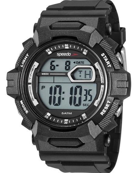 Relógio Masculino Speedo Original Garantia Nota 11017g0evnp2