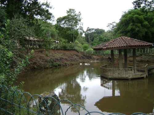 Imagem 1 de 15 de Chácara Com Duas Casas Lago Quiosque Nazaré - St0006-1