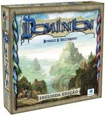 Card Game - Dominion 2° Ed. - Em Português.