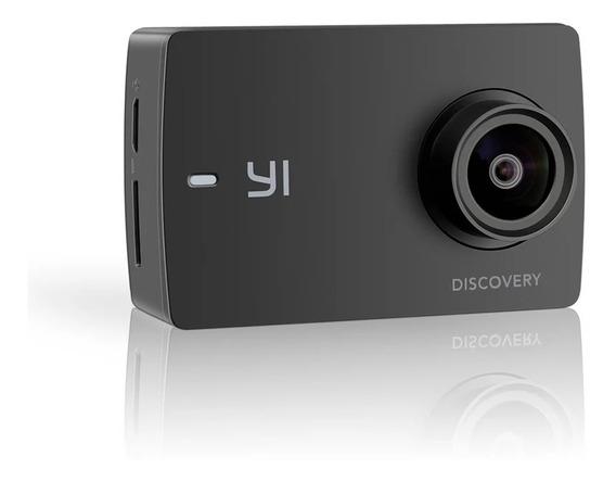 Câmera De Ação Filmadora Yi Discovery 4k Frete Gratis