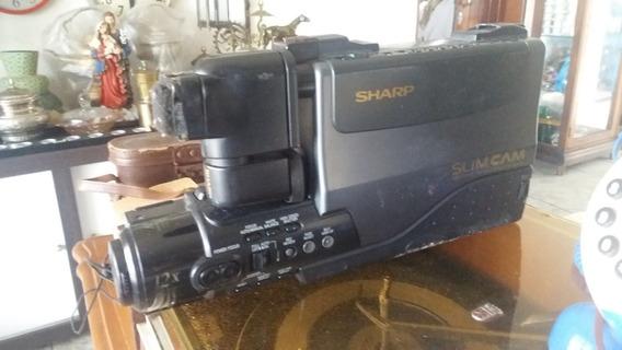 Filmadora Antiga Sharp 1992