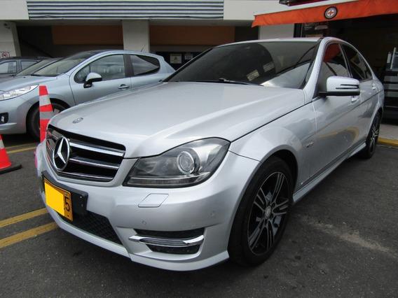 Mercedes Benz Clase C C 250 Cgi 1.8 At