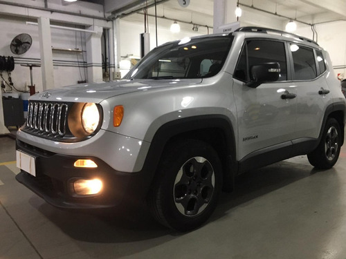 Jeep Renegade Sport 1.8 M/t #pp