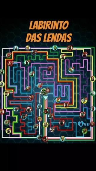 Torneio De Campeões Da Marvel/ Labirinto Das Lendas