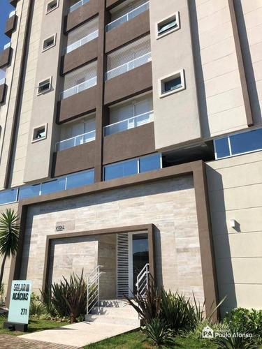 Apartamento Com 2 Dormitórios À Venda, 70 M² Por R$ 400.000,00 - Jardim Country Club - Poços De Caldas/mg - Ap1728