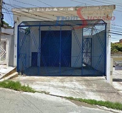 Galpão Comercial À Venda, Vila Ré, São Paulo. - Ga0041