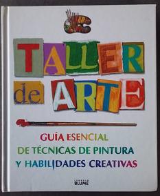 Livro Técnicas De Pintura Taller De Arte - Importado