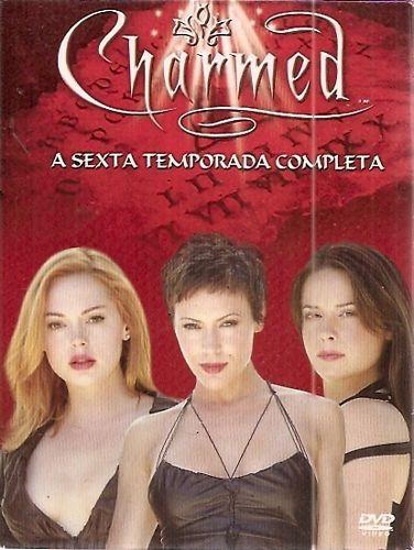 Charmed 6ª Temporada (6 Discos)