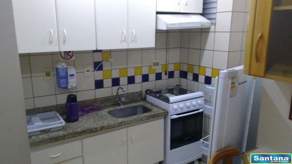 05555 - Apartamento 1 Dorm, Turista I - Caldas Novas/go - 5555