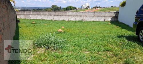 Imagem 1 de 18 de Terreno À Venda, 823 M² Por R$ 440.000,00 - Aqui Se Vive - Indaiatuba/sp - Te0323