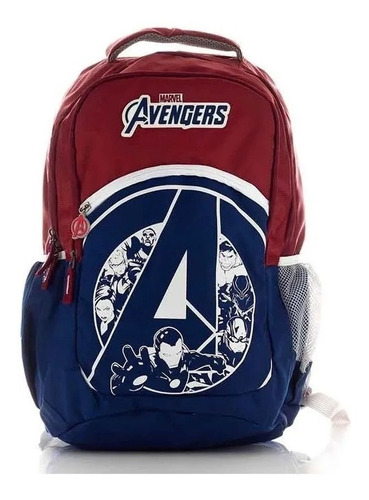 Mochila Marvel Avengers Original Mod 9926