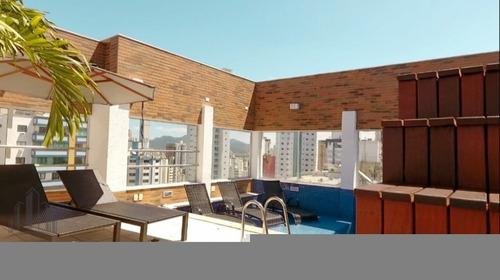 Imagem 1 de 24 de Cobertura Duplex - Balneário Camboriú - Ap4 191 - Ap4 191