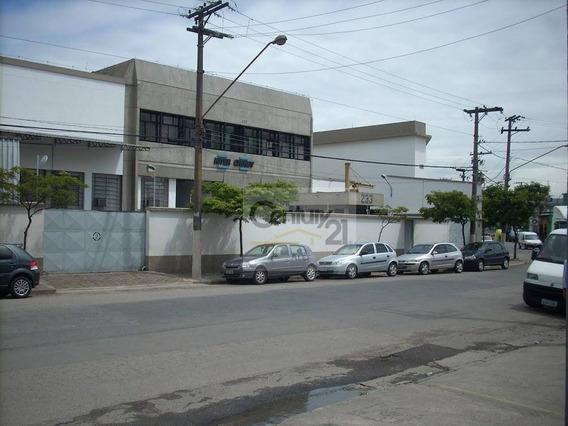 Galpão Industrial Para Locação - Ga0004