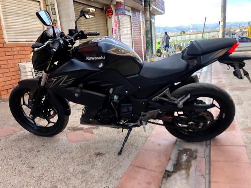 Kawasaki Z 250 2017
