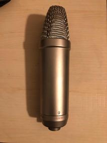 Microfone Condensador Rode Nt1-a