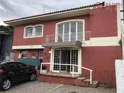Casa Comercial Para Locação - Ca01137