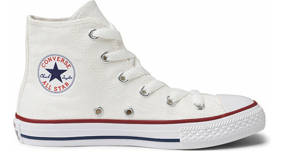 Tênis Converse Chuck Taylor All Star Hi Ck00040001 Infantil