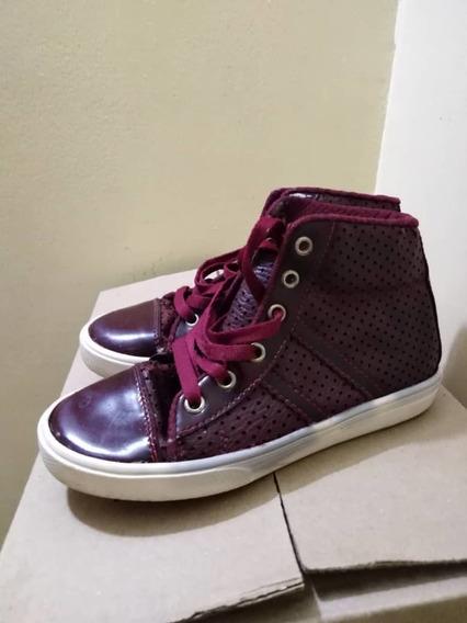 Zapatos Para Niñas Tipo Convers