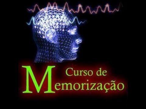 Curso De Memorização E Concentração - Video Aula