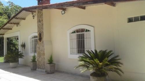 Chácara No Litoral Sul, Com 3 Dormitórios Em Itanhaém/sp