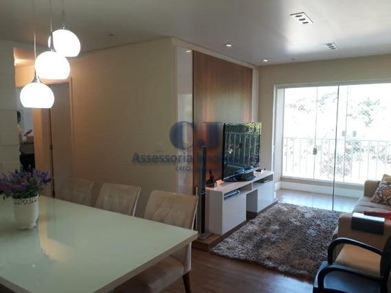 Apartamento Mobiliado - Am00066 - 33819669