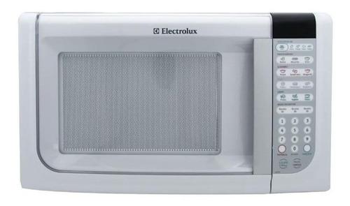 Imagem 1 de 4 de Microondas Electrolux MEF41   branco 31L 127V