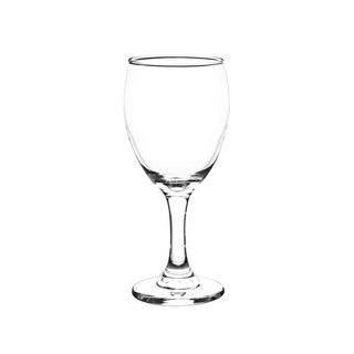 Copas Agua Vino Vidrio Cristar Aragon - Caja Bulto X24