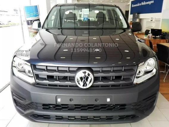 Volkswagen Amarok Comfortline 0km 4x2 Manual Nueva 2020 B4