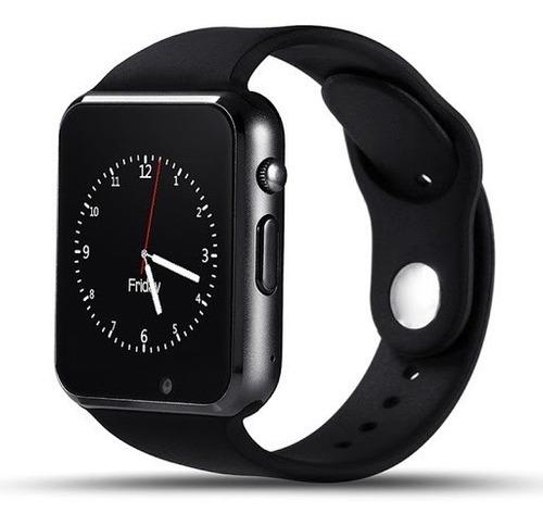Reloj Smart Watch Inteligente Android Ios Podometro Etc