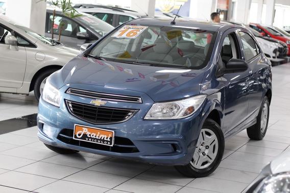 Chevrolet Onix Lt 1.0 8v Flex Completo 2016