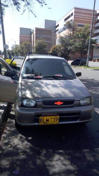 Chevrolet Alto 1