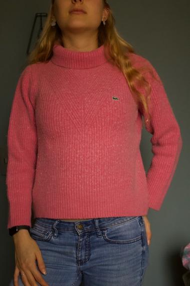 Sweater Rosa Lacoste