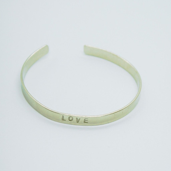 Brazalete Esclava Love (5 Mm.)