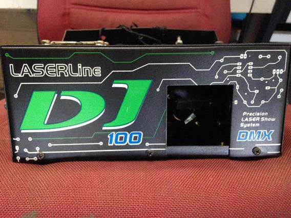 Laser Dmx 300mw Verde