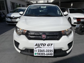 Fiat Mobi Evo Like 1.0 Flex Manual Completo Ano 2018