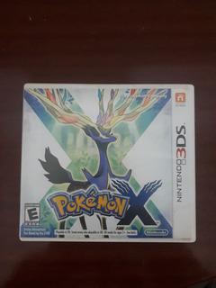 Pokémon X - 3ds / 2ds / New 3ds - Original
