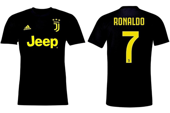Remeras Juventus Entrenamiento Premium - Algodon - Cr7