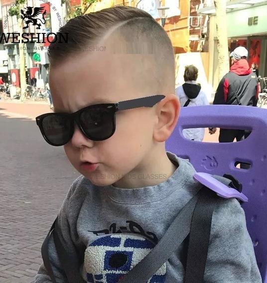 Óculos Sol Infantil Silicone Flexível Polarizado Uv + Brinde