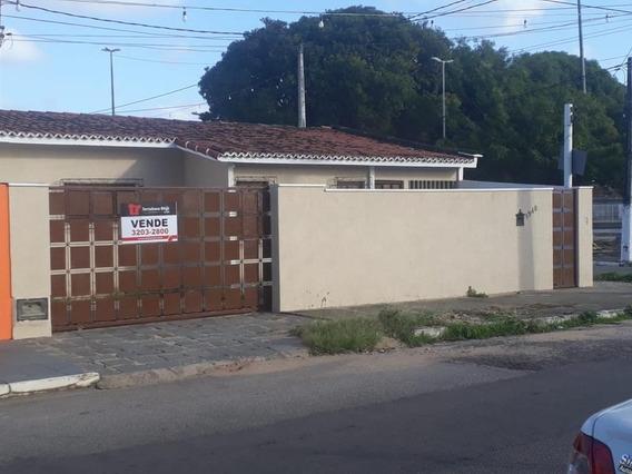 Casa Em Candelária, Natal/rn De 140m² 3 Quartos À Venda Por R$ 400.000,00 - Ca559570