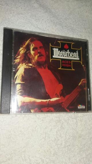 Cd-motorhead-metal-onda Dio-ozzy-kiss-maiden-judas-slayer