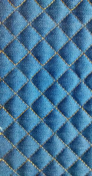Tecido Jeans Matelasse 1,40 De Largura